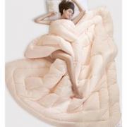 FUANNA 富安娜 七孔抗菌双人厚冬被 230*229cm 6.3斤