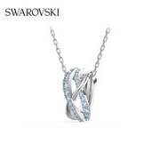 SWAROVSKI 施华洛世奇 125周年纪念款 Twist系列  灵动交错项链 5582806¥280.00 2.8折