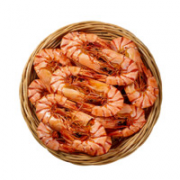 五五食坊 烤虾干 50-60只¥22.50 2.2折