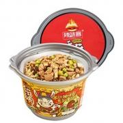 LA WEI KE 辣味客 香菇卤肉煲仔饭 280g/盒30.6元(需买4件,合7.65元 /件)