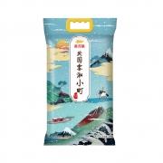 88VIP:金龙鱼 北国雾淞小町东北大米 5kg*5件