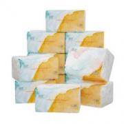 Lam Pure 蓝漂 抽纸 西柚味 304张*4包4.9元包邮(需用券)