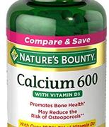 Nature's Bounty 自然之宝 液体钙+VD软胶囊600mg*250粒 到手¥58.99¥54.07
