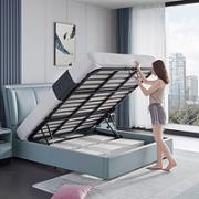 CHEERS 芝华仕 C081 现代简约轻奢真皮储物双人床 床垫套装 1.8m¥5299.00 0.8折 比上一次爆料降低 ¥165.21