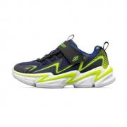 SKECHERS 斯凯奇 403603L-BKNV 男童休闲运动鞋99元包邮