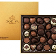 GODIVA 歌帝梵 金装巧克力礼盒 24枚 290g¥182.78 比上一次爆料降低 ¥61.03