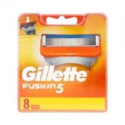 Gillette 吉列  锋隐 手动剃须刀片套组 5层刀片8只装