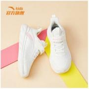 ANTA 安踏 女童网面运动鞋80元(需20元定金,1日0:30支付尾款)
