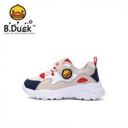 PLUS会员:B.Duck 小黄鸭 男童休闲鞋64包邮 (需用券)