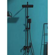 ARROW 箭牌卫浴 41T-B 黑色巨幕花洒套装 A款¥699.00 2.1折 比上一次爆料降低 ¥99.99