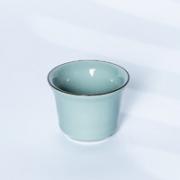 xigu 熹谷 龙泉青瓷马蹄形茶杯 50ml¥7.60 2.2折 比上一次爆料降低 ¥1.4