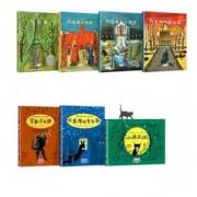 Plus会员:美国凯迪克金奖大奖儿童绘本  全套7册  3-6岁20元包邮(需用券)