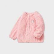 mini balabala 迷你巴拉巴拉 女童保暖外套50元(需用券)