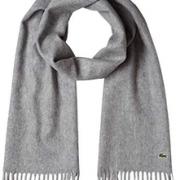 Lacoste 法国鳄鱼 男士羊毛围巾 MSM2072 到手¥279.13¥253.50