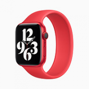 Apple 苹果 Watch Series 6 智能手表 GPS+蜂窝款 40mm 红色¥3161.00 比上一次爆料降低 ¥34