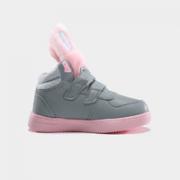 PEAK 匹克 女童可爱兔子棉鞋
