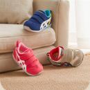 PLUS会员:ASICS 亚瑟士 TUB165 宝宝软底学步鞋169元包邮(需用券)