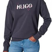 HUGO Hugo Boss 雨果·博斯 Nakira_4 女士圆领卫衣50452815