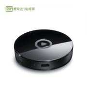 PLUS会员:iQIYI 爱奇艺 电视果 4K电视盒子 黑色