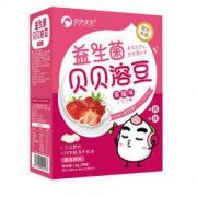 Orientland 欧瑞园 益生菌贝贝溶豆 草莓味 18g