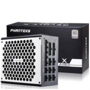 PHANTEKS 追风者 Revolt X 白金牌1200W全模组电脑电源(12年换新/支持3080Ti显卡/双系统支持/Eco节能风扇)1849元