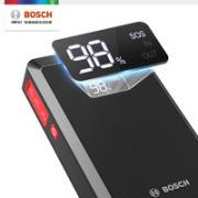 BOSCH 博世 ES300 汽车应急启动电源500A¥230.52 8.3折 比上一次爆料降低 ¥45.48