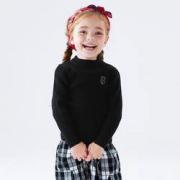 mini balabala 迷你巴拉巴拉 儿童高领保暖针织衫60元(需用券)