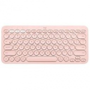 logitech 罗技 K380 79键 2.4G蓝牙 双模无线薄膜键盘 茱萸粉 无光179元