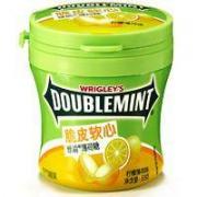 DOUBLEMINT 绿箭 脆皮软心薄荷糖 柠檬薄荷味 80g*3件