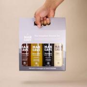 ManCave 曼凯夫 亚马逊限定版 男士沐浴正装礼盒4件套¥241.06 比上一次爆料降低 ¥46.85