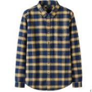 Semir 森马 19-455210 法兰绒格纹男士长袖衬衣¥45.00 2.1折