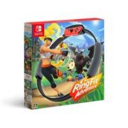 Nintendo 任天堂 NSswitch正品健身环大冒险中文版Ring fit Adventure体感圈¥454.00