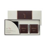 Sulwhasoo 雪花秀 宫中蜜皂套装(蜜皂 100g *2+皂托 70g *1)¥174.80 5.0折 比上一次爆料降低 ¥4.2