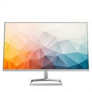 HP 惠普 27英寸 三边微边 超薄机身 99%sRGB广色域 75Hz 物理防蓝光 电脑显示器 M27F(带HDMI线)1069元