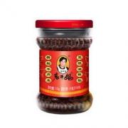 The Godmother 老干妈 精制牛肉末 豆豉油辣椒 210g10.6元