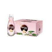 88VIP:Nestlé 雀巢 即饮咖啡饮料 樱花舒芙蕾味 268ml*15瓶*2件