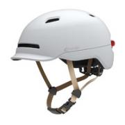 smart4u 思玛特 SH50 摩托车头盔 领先版 岩石白 L