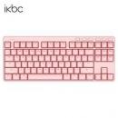 iKBC S200 2.4G无线机械键盘 87键 红轴199元包邮(需用券)