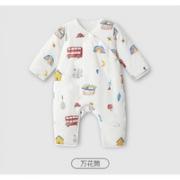 EMXEE 嫚熙 宝宝连体衣¥148.00 2.1折