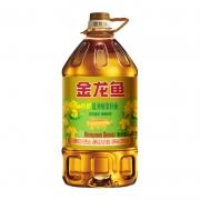 88VIP:金龙鱼 特香低芥酸 菜籽油5.436L/桶*3件170.71元包邮(需用券、合56.9元/件)