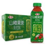 PLUS会员:华旗 山楂果肉饮料 400ml*12瓶38.5元包邮(双重优惠)