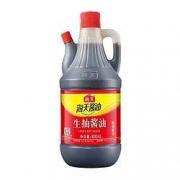 88VIP:海天 生抽酱油 800ml返后5.4元包邮(双重优惠,9.4元+返4元猫超卡)