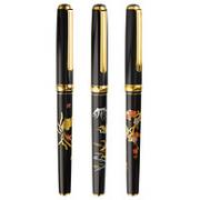 PLATINUM 白金 PTL-12000M 莳绘钢笔 18K F尖