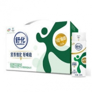 PLUS会员、有券的上:yili 伊利 舒化 无乳糖牛奶 低脂型 220ml*12盒