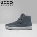 ECCO 爱步 Soft 7 Tred 柔酷7号 女士羊毛衬里保暖雪地靴572.32元包邮(天猫1449元)