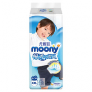 moony 男宝宝拉拉裤 XXL26片¥51.00 5.9折 比上一次爆料降低 ¥12.55