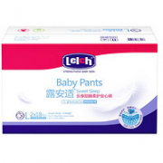lelch 露安适 夜用拉拉裤 L36片¥76.30 2.9折