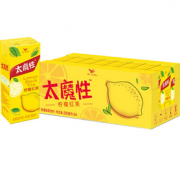 Uni-President 统一 檬红茶 250ml*24盒¥7.26 3.6折 比上一次爆料降低 ¥1.67