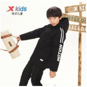 XTEP 特步 男童羽绒服