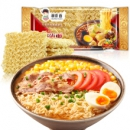 PLUS会员、有券的上:HONGWEI 弘威 鸡蛋面 320g*6件5.2元+运费(双重优惠,合0.87元/件)